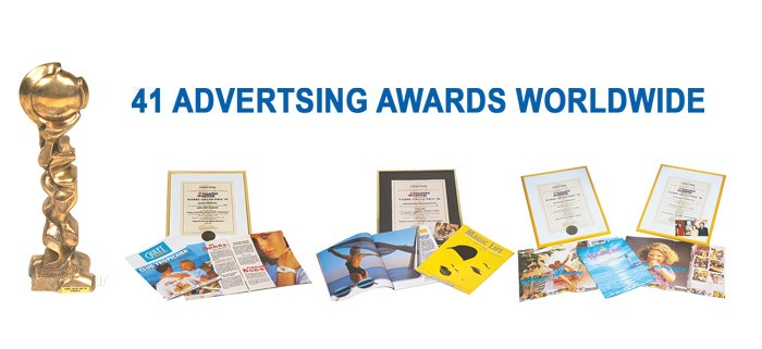 Award winning advertising agency