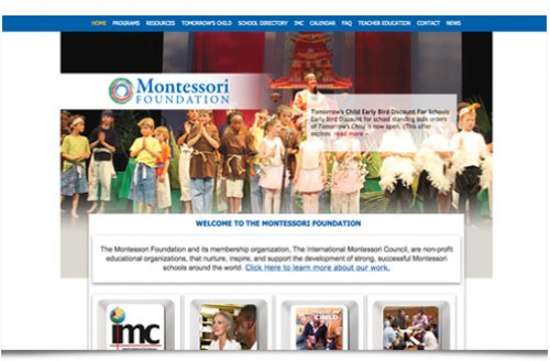 The International Montessori Foundation for Montessori Schools