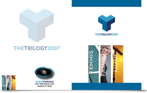 Trilogy Brochure Design
