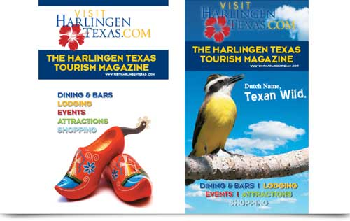 Harlingen Magazine design