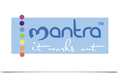 Logo for Mantra Fitness