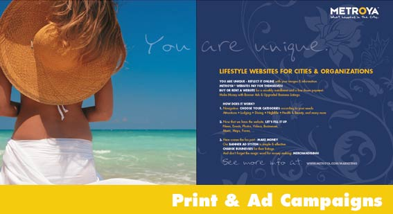 Print and Advertising Metroya Sarasota